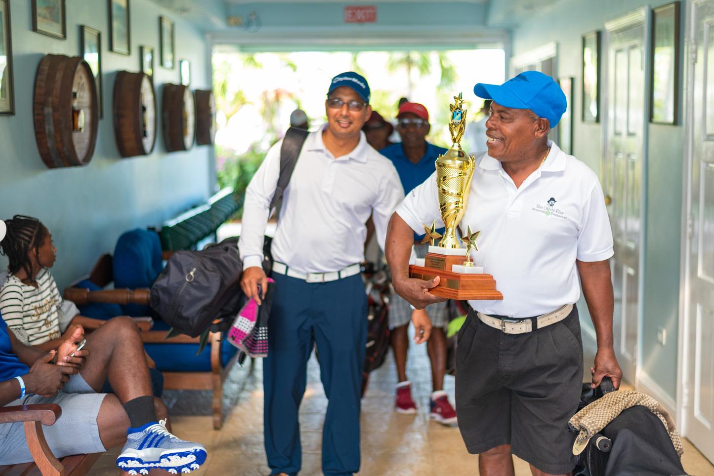 Taste of Tobago Golf Classic Registration 1